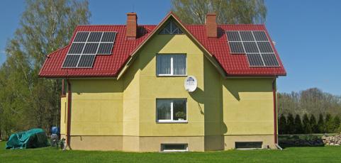 4 kW tīkla sistēma Brenguļos
